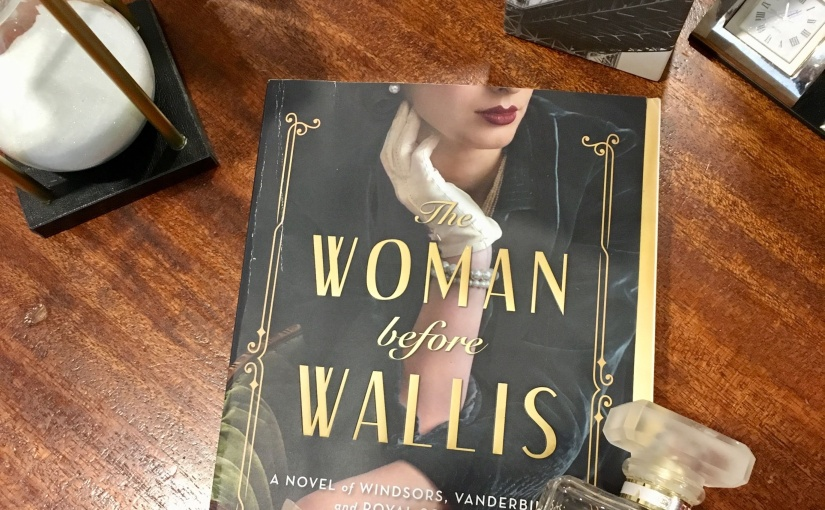 Book Review:  The Woman Before Wallis by BrynTurnbull
