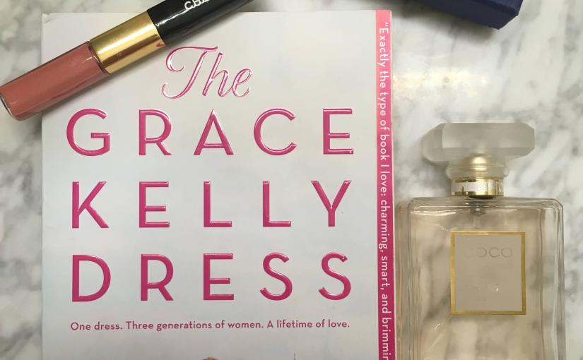Book review:  The Grace Kelly Dress by BrendaJanowitz